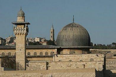 Sejarah Masjid Al Aqsa